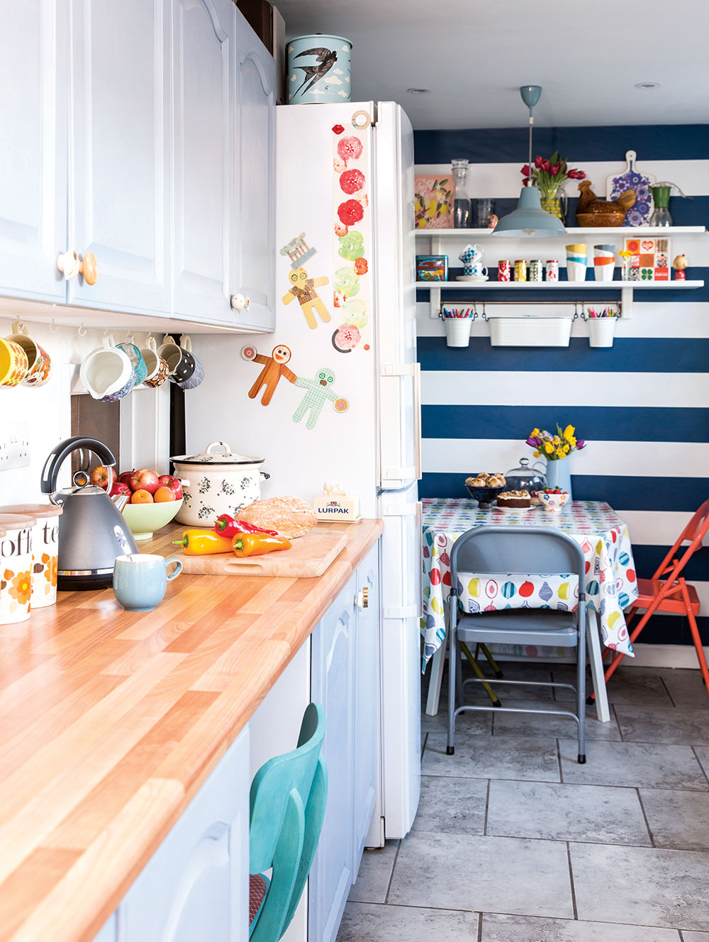 Our Kitchen by Lizzie Orme for Your Home